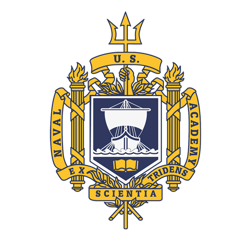 logo us naval academy